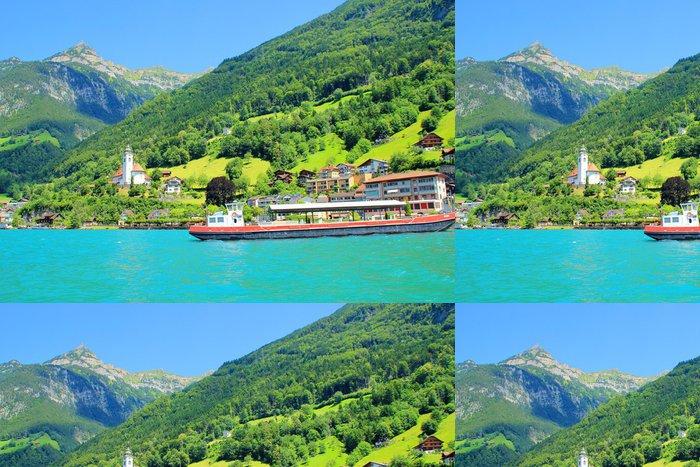 Tapeta Pixerstick Švýcarsko - Evropa