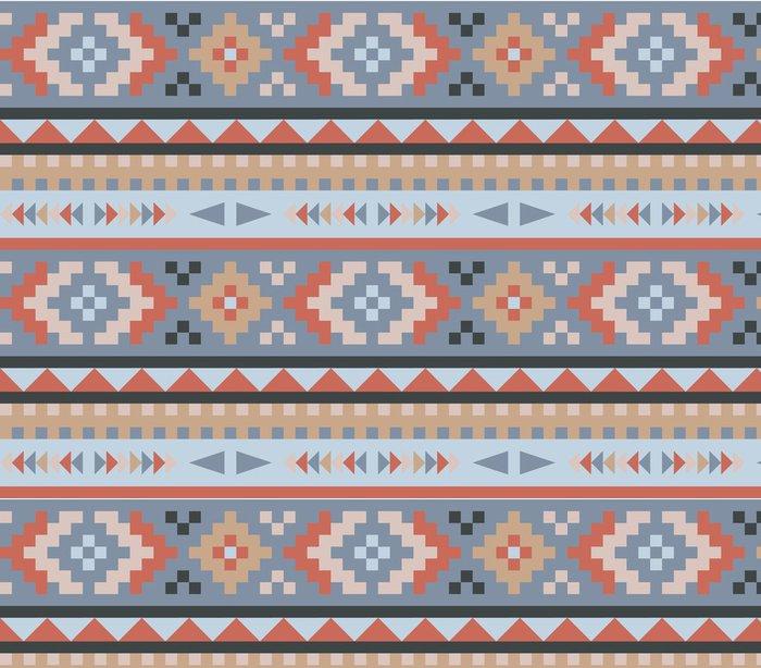 Tapeta Pixerstick Vzor ve stylu Navajo 3 - Styly