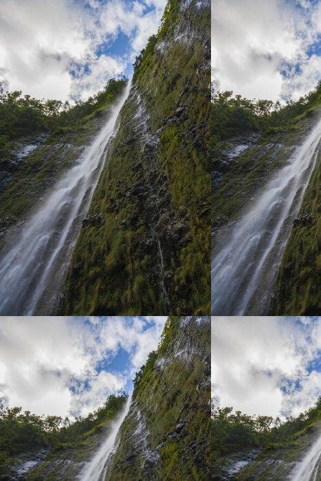 Vinylová Tapeta Waimoku Falls na Maui (Sedm Posvátné Bazény, Haleakala National Pa - Amerika