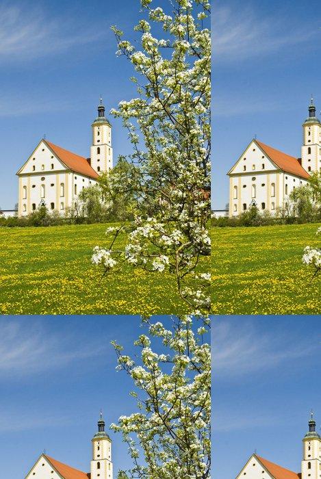 Tapeta Pixerstick Wallfahrtskirche Maria Brünnlein - Památky