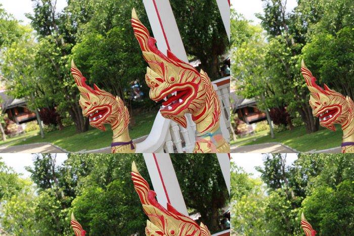 Tapeta Pixerstick Wat Chalong. - Asie