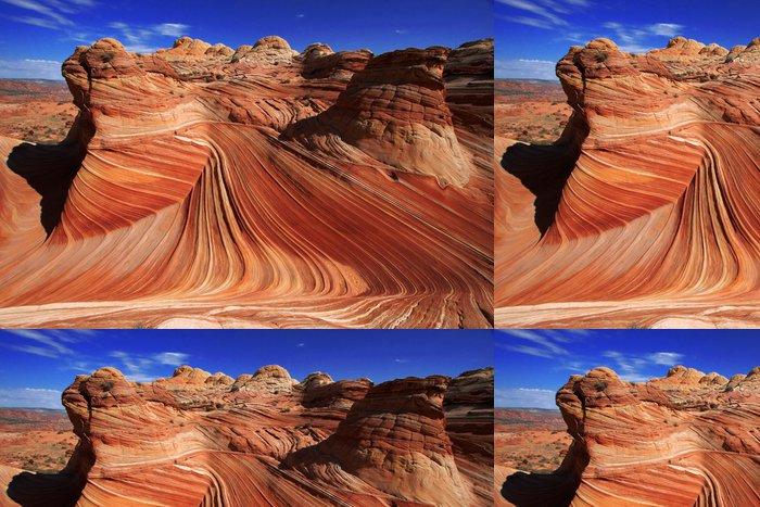 Vinylová Tapeta Wave, Paria Canyon - Amerika