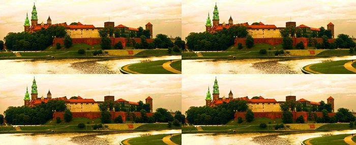 Tapeta Pixerstick Wawel - Témata