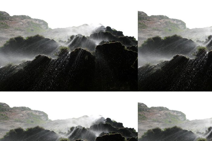 Tapeta Pixerstick Wodospad Kanion del Sumidero - Amerika
