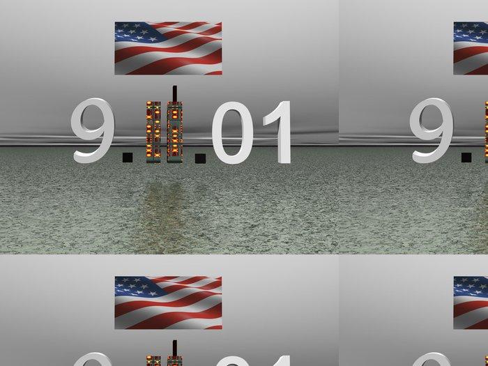 Vinylová Tapeta World Trade Center 11.září - Jiné