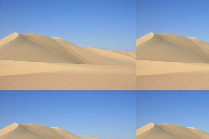 Tapeta Pixerstick Wydma na pustyni - Afrika