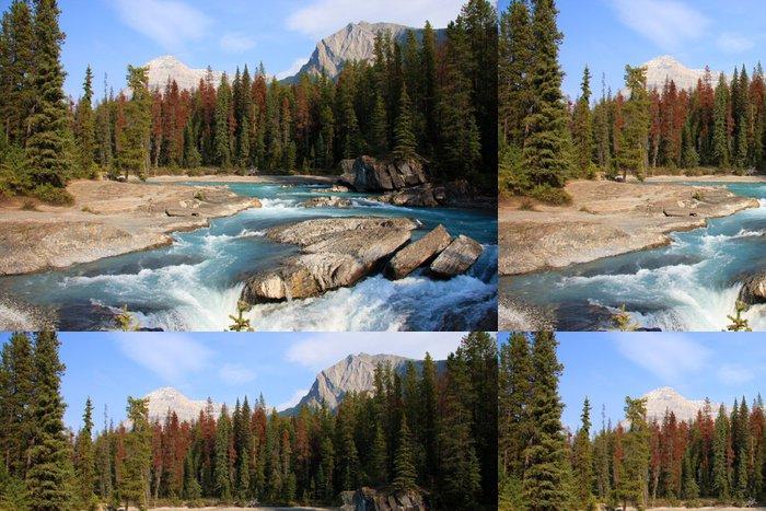 Tapeta Pixerstick Yosemite - USA - Příroda a divočina