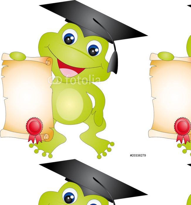 Tapeta Pixerstick Žába vektor - Vzdělávání