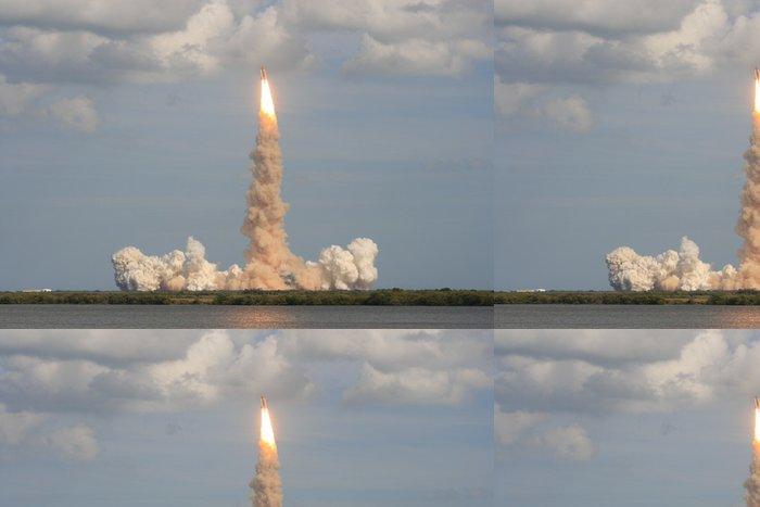 Tapeta Pixerstick Zahájení Space Shuttle - Amerika