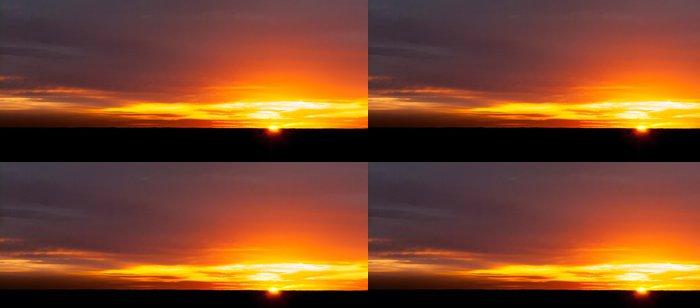 Vinylová Tapeta Západ slunce na obzoru - Jiné pocity