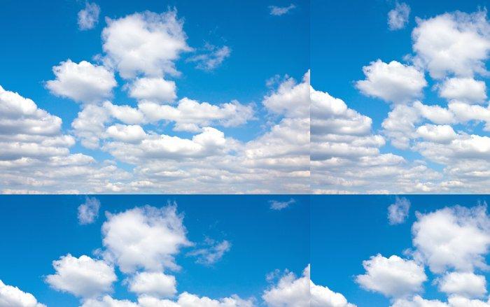 Tapeta Pixerstick Zatažené obloze - Nebe