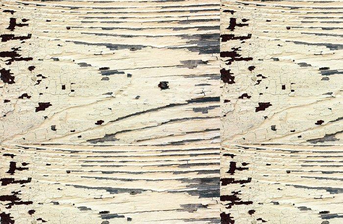 Tapeta Pixerstick Zblízka Mizerná dřevěné textury - Struktury