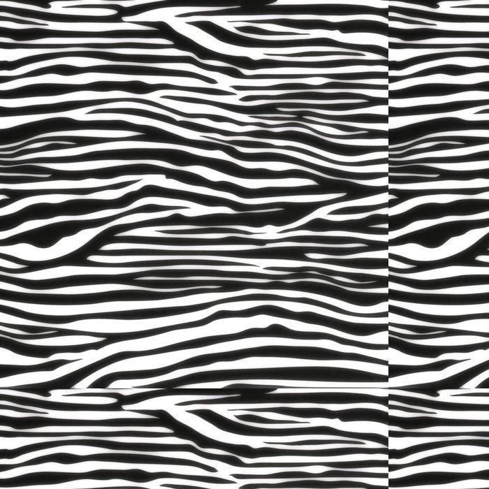 Tapeta Pixerstick Zebra bezešvé vzor - Styly