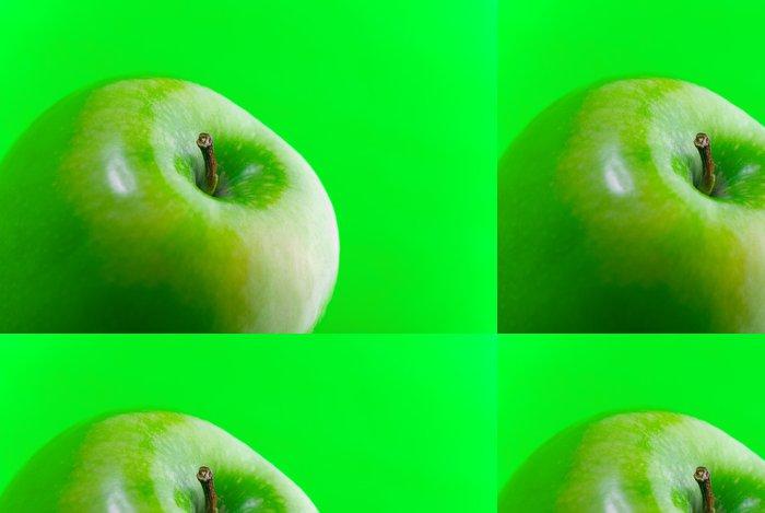 Tapeta Pixerstick Zelené jablko - Témata