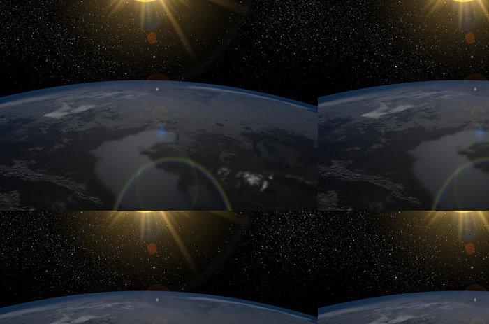 Tapeta Pixerstick Země - Vzduch