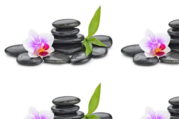 Tapeta Pixerstick Zen kameny - Životní styl, péče o tělo a krása