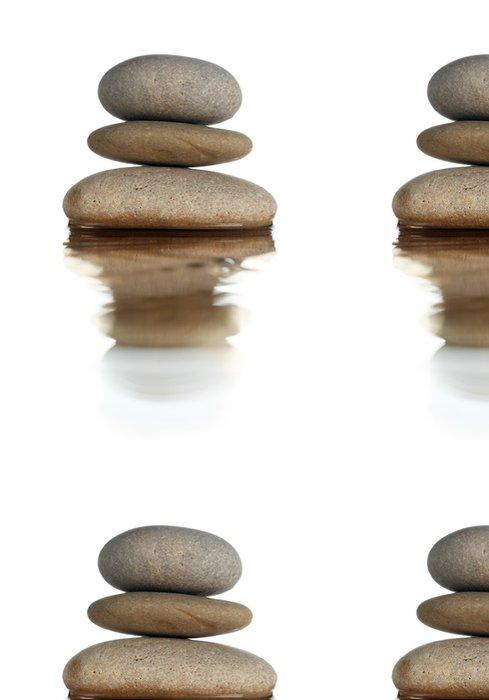Tapeta Pixerstick Zen kameny - Abstraktní