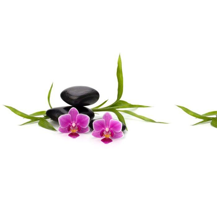 Tapeta Pixerstick Zen oblázky zůstatek. Spa a zdravotnictví koncept. - Životní styl, péče o tělo a krása