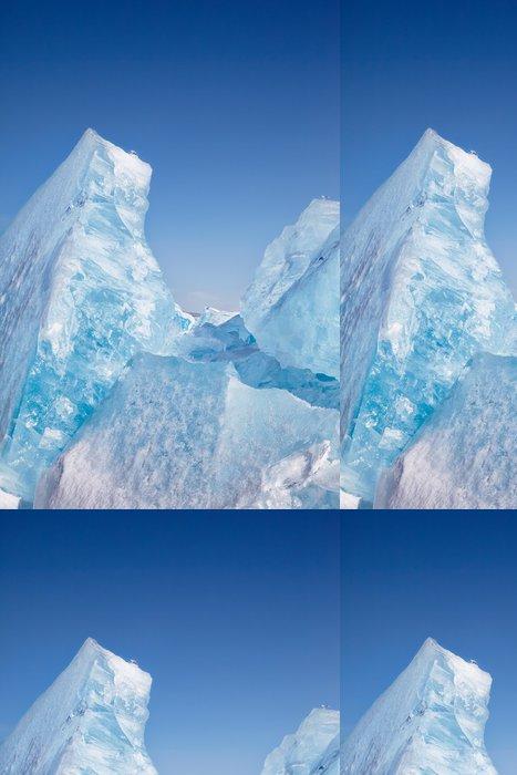 Vinylová Tapeta Zimní jezero Bajkal - Asie