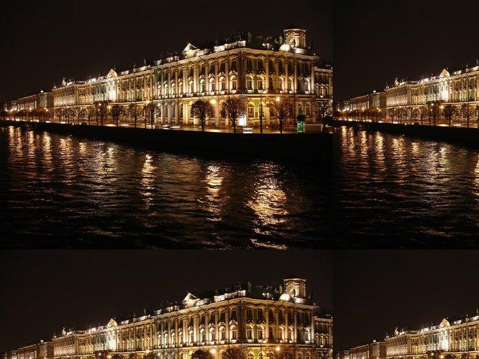 Tapeta Pixerstick Zimní palác. Palace nábřeží - Evropa