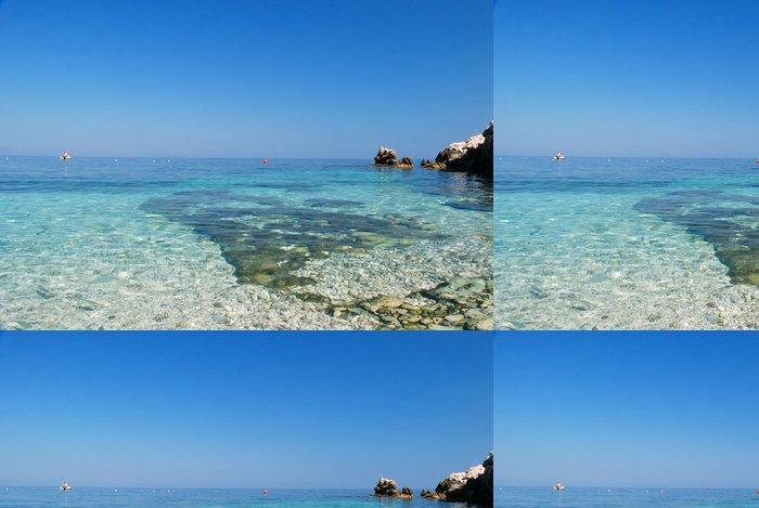 Tapeta Pixerstick Zingaro přírodní rezervace, Sicílie, Itálie - Evropa