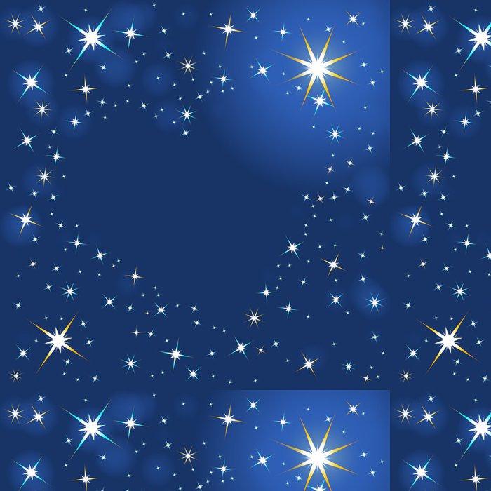 Tapeta Pixerstick Získat hvězdy z nebe, láska, Symbol - Štěstí
