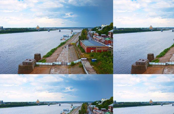 Tapeta Pixerstick Zobrazit Nižnij Novgorod - Asie