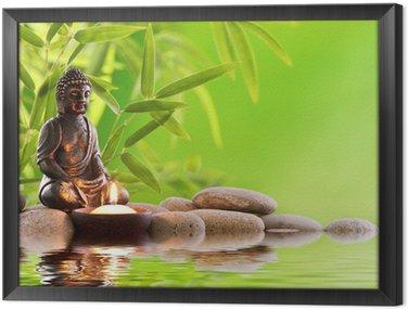 Tavla i Ram Buddha Zen