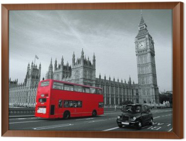 Tavla i Ram Buss i London