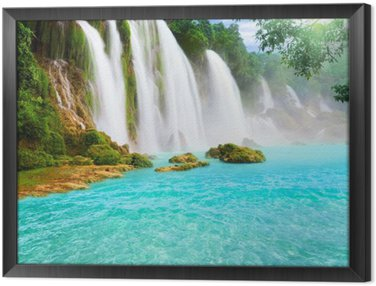 Tavla i Ram Detian vattenfall