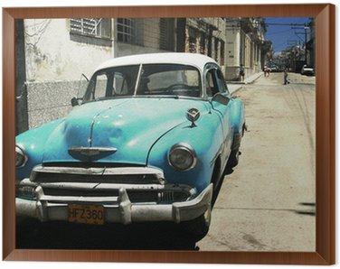 Tavla i Ram Havana street - cross process