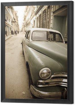Tavla i Ram Kubanska antik bil
