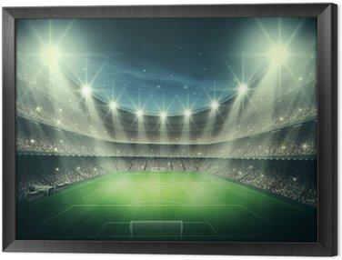 Tavla i Ram Light of Stadium