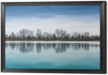 Tavla i Ram Panorama lacustre