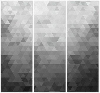 Tríptico Mosaic background