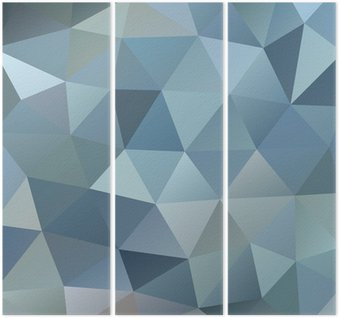 abstract background Triptych