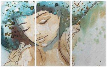 małe tęsknoty Triptych