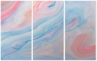 marble cake Triptych