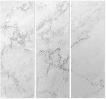 Triptych marble