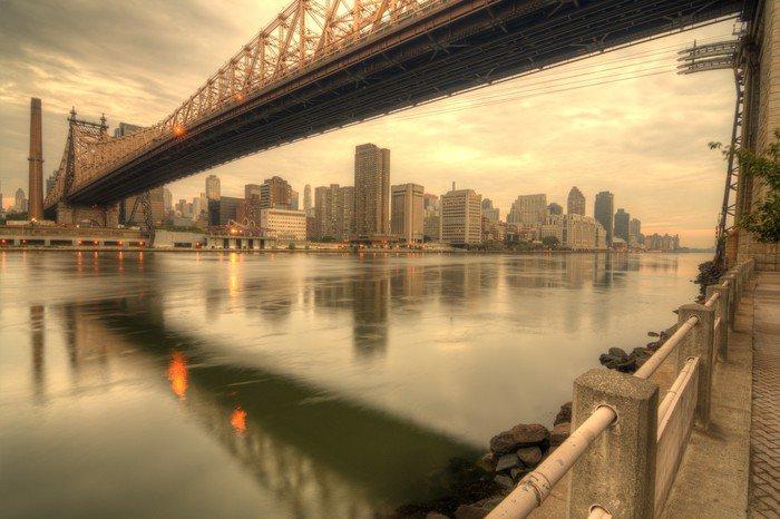 Queensboro Bridge Triptych - Themes