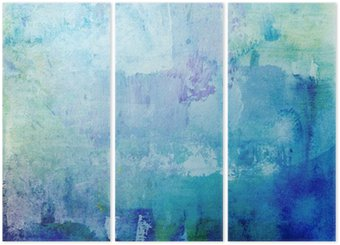 Triptych Grunge stříkance textury