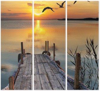 Triptych Roh sen