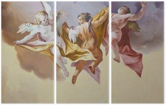 Triptyque Fresco ettal