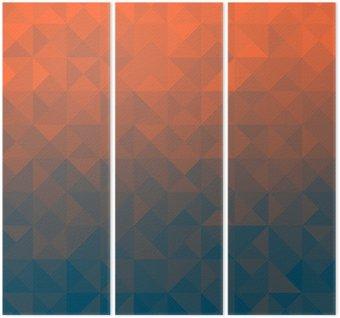 Tryptyk Background Triangle