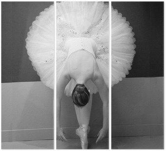 Tryptyk Baletnica