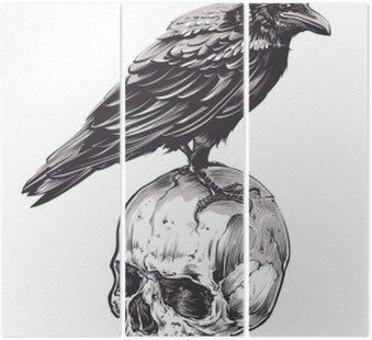 Tryptyk Crow na Czaszki