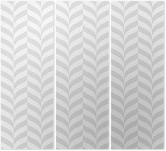 Tryptyk Geometryczny wzór, wektor bezszwowe tło