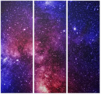 Tryptyk Głęboki kosmos