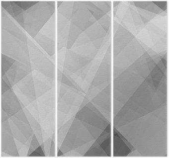 Lowpoly Trendy tła z copyspace. ilustracji wektorowych. Używane warstwy kryjące