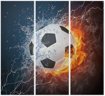 Tryptyk Piłka nożna